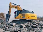 柳工:前方高能,挖掘机打锤姿势必看!