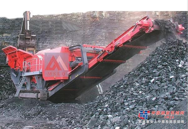 案例 | Cat®(卡特)工业发动机在移动破碎机械行业的应用