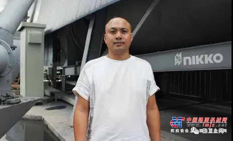 """【客户专访】日工4000环保型沥青搅拌站,""""买它,不会错!"""""""