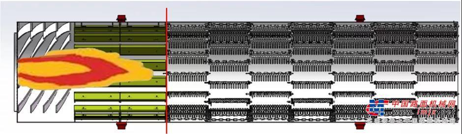 厂拌热再生的技术难点重重下,南方路机的创新突破之策