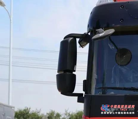 550马力动力加持 华菱汉马H9跑长途运输有真本事