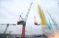 又双叒叕刷纪录!中联重科将打造全球最大上回转式塔机