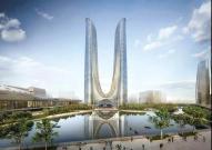 三一重工:310米双子塔,杭州诞生新摩天地标