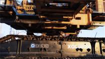 2600吨!徐工XGC88000再次刷新世界最大起重记录