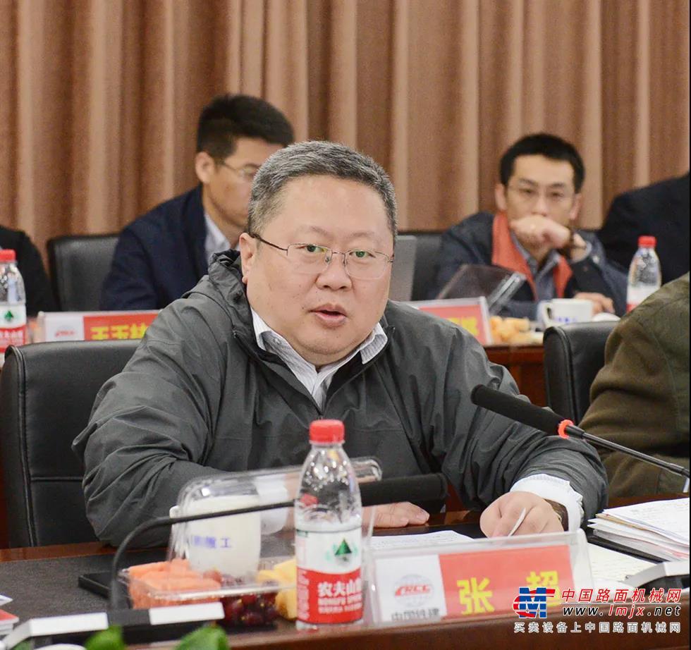 國務院國資委采購管理調研組到鐵建重工考察指導