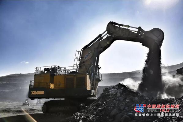 十年不辍, 徐工逆袭中国矿山机械第一品牌!