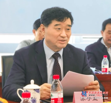 苏子孟会长:工程机械行业2021年一季度运行情况和发展展望
