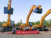 新疆地区交机潮 常林装备再上新台阶