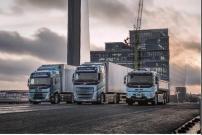 创低碳将来,沃尔沃卡车致力鞭策物流电气化发展