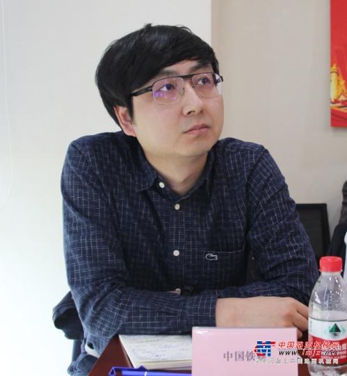 用户寄语BICES系列之中国铁建