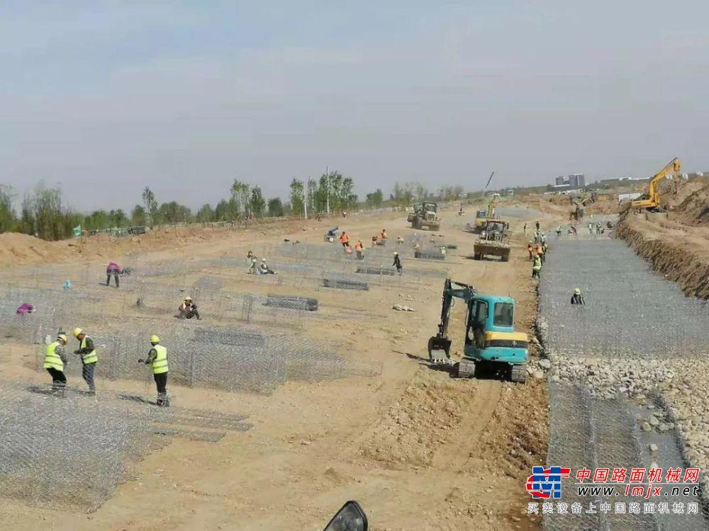 河北省水利工程局集团有限公司:掀起大干建设高潮