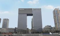 首尔新地标:盆唐斗山大厦投入使用
