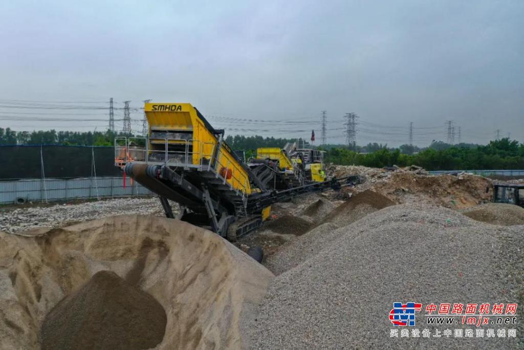 斯镘达:重磅:工业制砂让建筑垃圾秒变砂石骨料,年利润可达8000万!