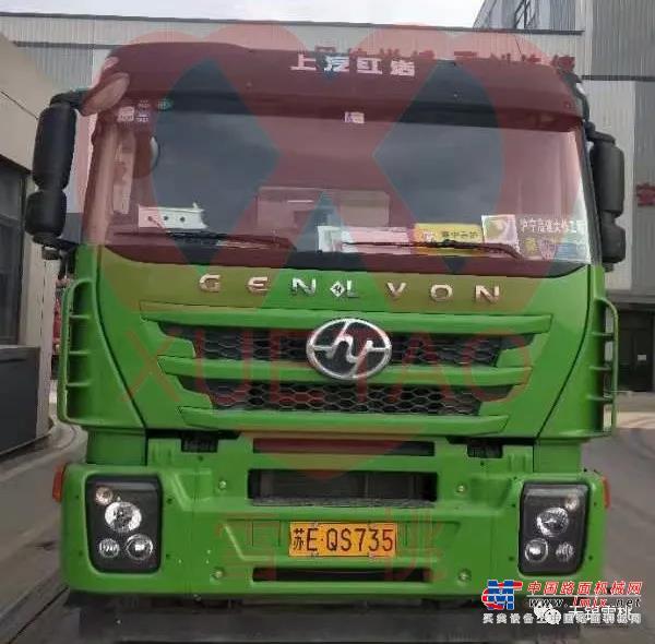 雪桃沥青搅拌站助力沪宁高速改扩建工程