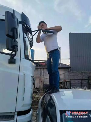 """唐澤軍:華菱漢馬電動重卡馳騁市場的""""護航員"""""""