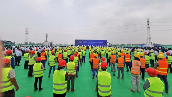总投资50亿元,山东重工打造全球高端大型工程机械制造新高地
