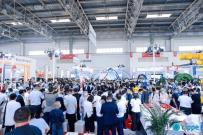 山河智能亮相北京国际石油展
