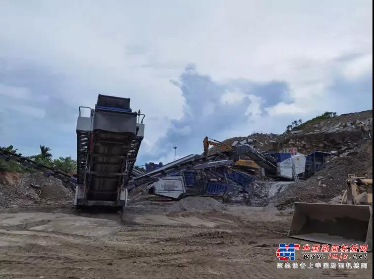 维特根:聚焦 | 政策加持再生砂石骨料前景可期 变废为宝克磊镘设备高效可靠