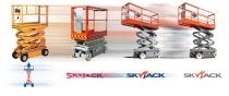 Skyjack新版剪刀车 就是不一样(上)