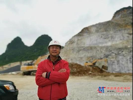 【评测】曾经进口挖机云集的采石场,柳工CLG952EHD硬是凭实力挤进来了!