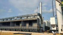 柳州工地4000环保型沥青站配2000型热再生