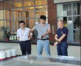 广西大学冯庆革教授来访南方路机探讨建筑固废处理及资源化利用