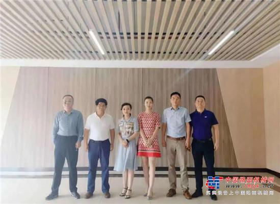 热烈祝贺!杭叉集团入驻高峰智能制造产业园