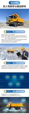 徐工:无人驾驶、5G挖矿、北斗定位…矿山运输的未来,超乎你的想象!