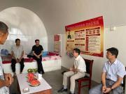 中交西筑:公司领导看望慰问扶贫驻村干部