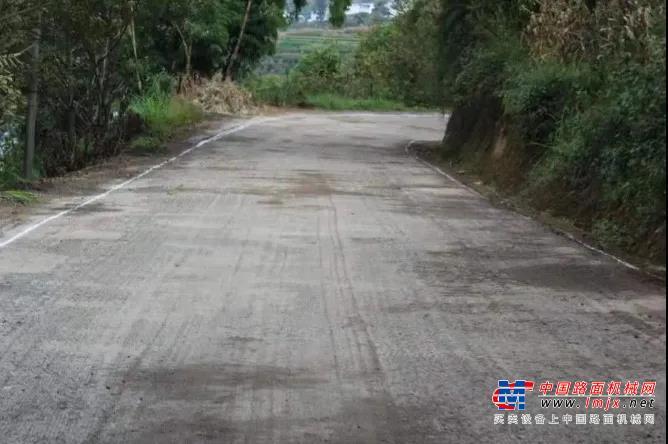 可靠设备 造福乡邻!维特根中国农村公路建养设备大推荐