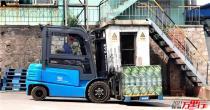 比亚迪叉车擎起安全重托 为雪花啤酒提供物料搬运解决方案