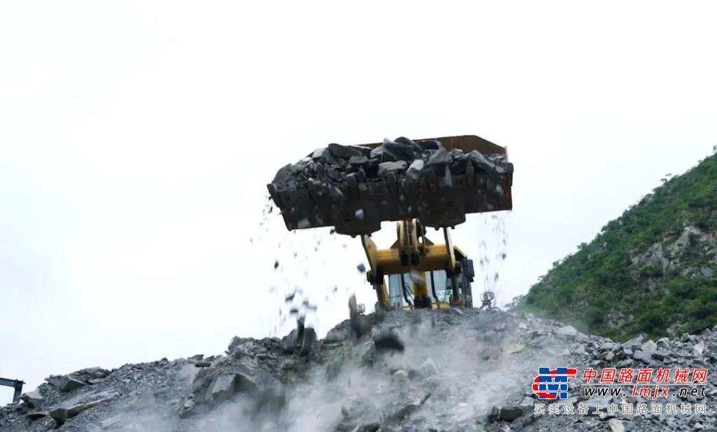 山推L58K-C3装载机 | 中国重装省油王 真工况 真实力