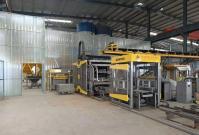 群峰机械:客户现场 | 安徽多功能制砖生产线、仿石砖生产线双线同时投产,聚焦市场高质量、多品类砖型