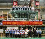 YYDS!玉柴成功交验两万吨级化学品船低速双燃料发动机