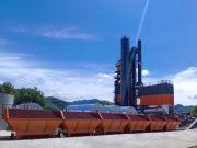 晴空之下 山野之间   铁拓机械新设备入驻湖北保康