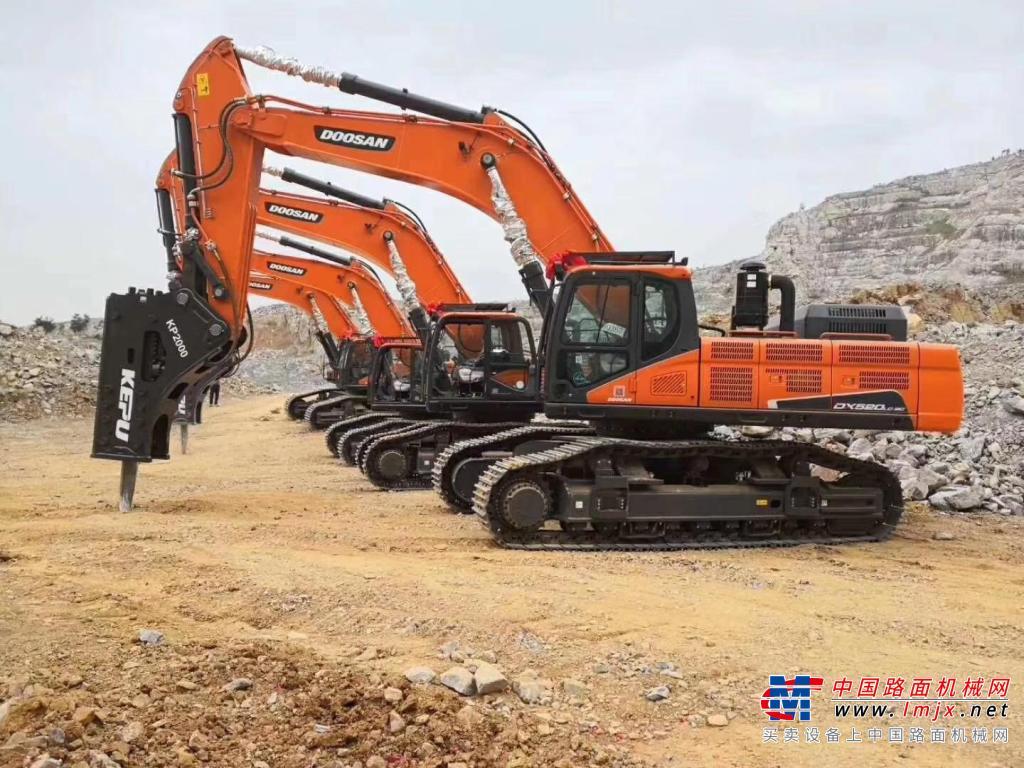 【海外消息】现代重工宣布完成收购斗山工程机械
