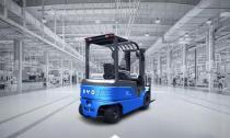 比亚迪叉车:坚守绿色新能源,坚持创新促发展