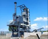节能降碳,绿色发展 南方路机RAP骨料再生设备应用于锦阜高速