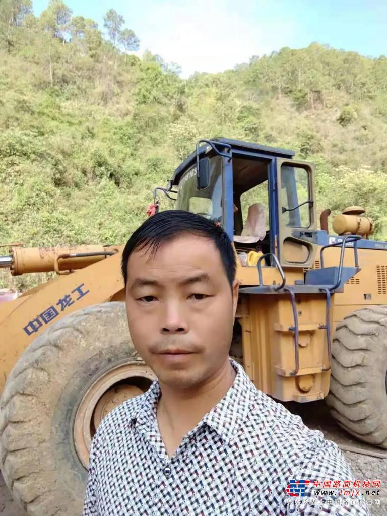 我和龙工的奋斗故事(二十一):龙工装载机是我给力的老战友