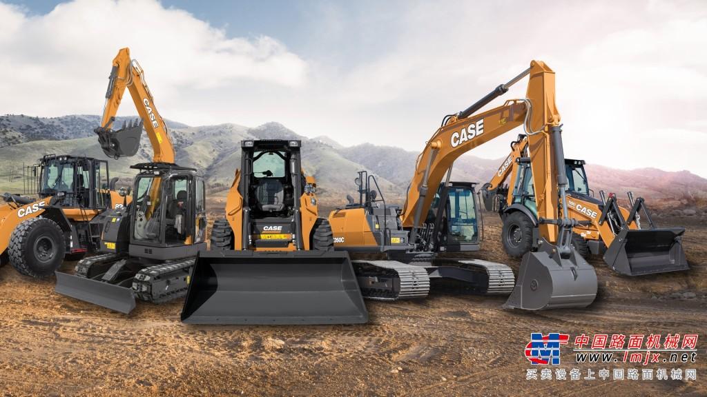 凯斯工程机械扩展中小型挖掘机械产品线 - 母公司凯斯纽荷兰签署协议收购挖掘机制造商Sampierana公司