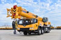 徐工40吨级最佳拍档,性能全方位领先!精致且强大QY40KC_1