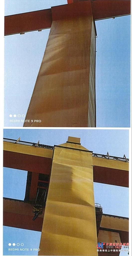 中交西安筑路机械有限公司50T龙门式起重机维修招标公告