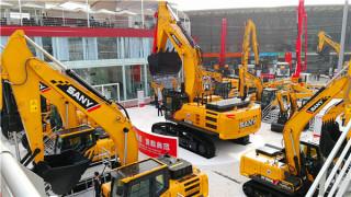 2021年8月销售挖掘机18075台,同比下降13.7%