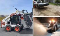 工况应用丨山猫清扫施工案例