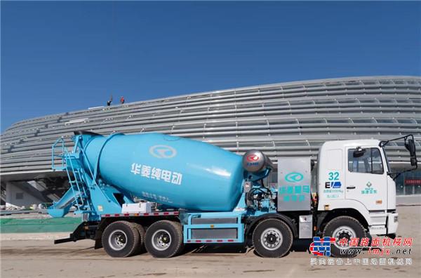 北京、深圳、郑州等多地用户为何选星马纯电动搅拌车?