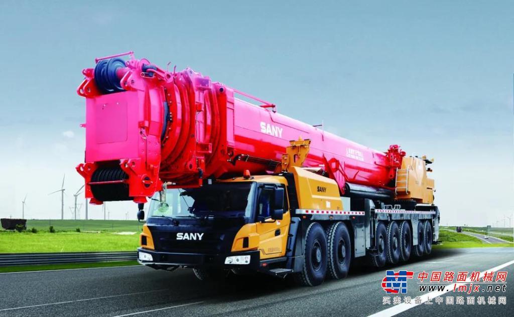这台三一650吨吊车出马,直冲吊装战斗力天花板!