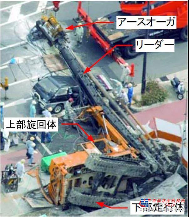高德包装机械产品资讯上工机械:打桩机的翻倒事故,不能疏忽的风险评价和安全对策 !