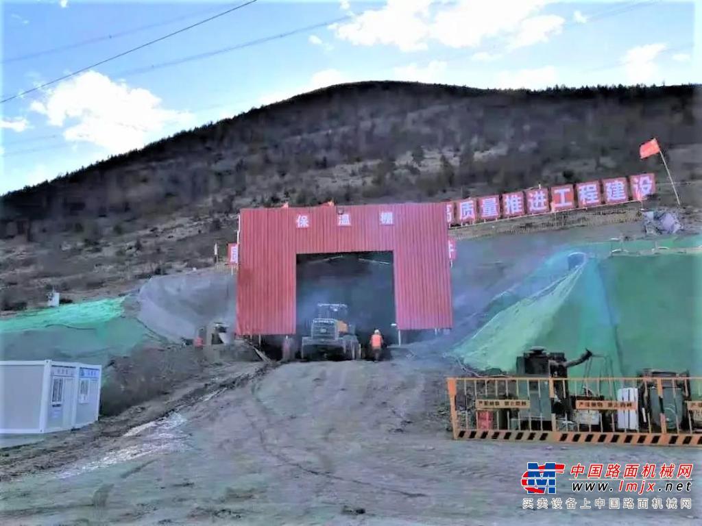 """山东临工装载机测评:海拔3800米高原的""""山东汉"""""""