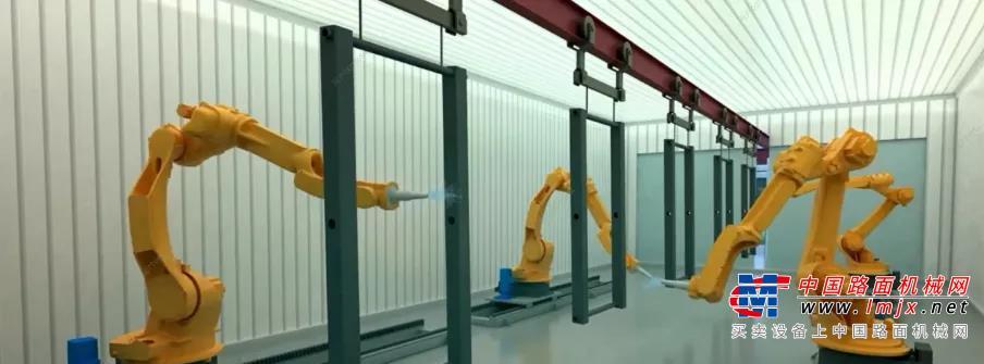 高德包装机械产品资讯百亿级智能园区开工!中联重科智能高机打造智能制造产业新高地