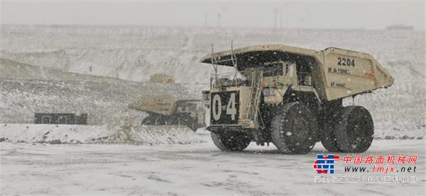 高德包装机械产品资讯全天候 真无人   慧拓助力世界首个极寒环境无人矿卡编组项目通过工业验收